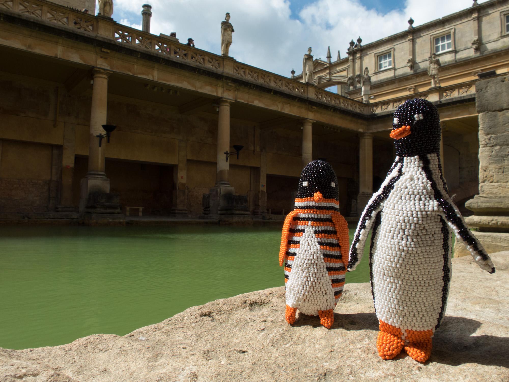 Monty and Dave • Bath